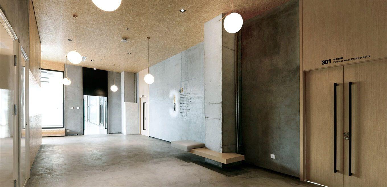 时尚工业风:北京服装学院容成时尚创意产业园办公空间设计| - 14