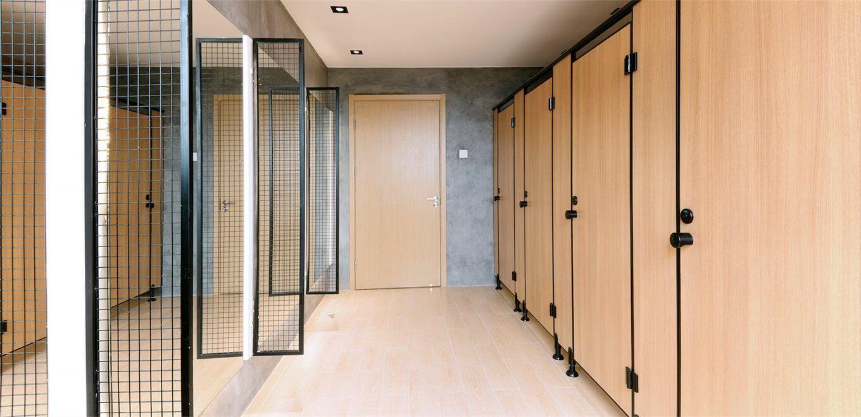 时尚工业风:北京服装学院容成时尚创意产业园办公空间设计| - 21