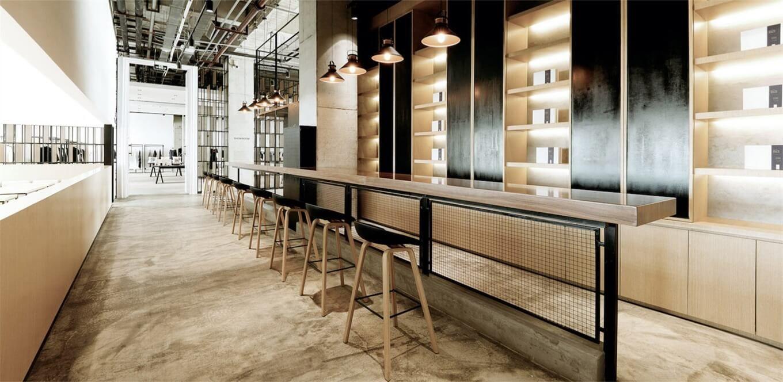 时尚工业风:北京服装学院容成时尚创意产业园办公空间设计| - 22