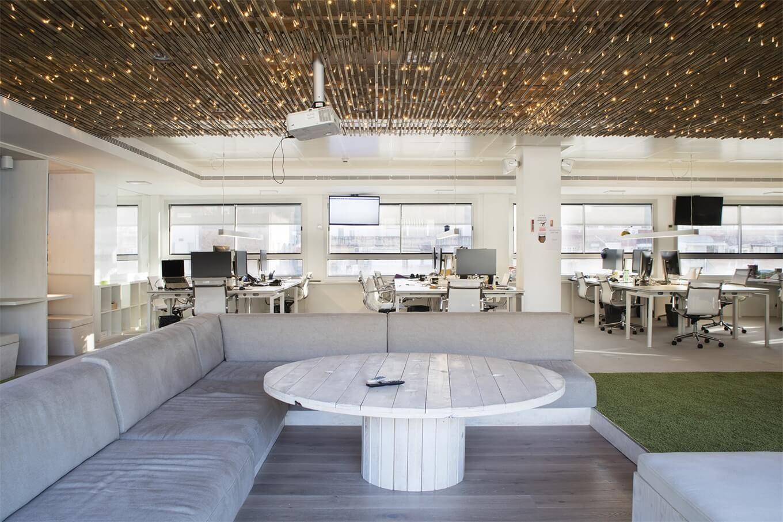 地中海沙滩风,巴塞罗那Billy Mobile办公室设计| - 7