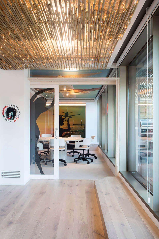 地中海沙滩风,巴塞罗那Billy Mobile办公室设计| - 10