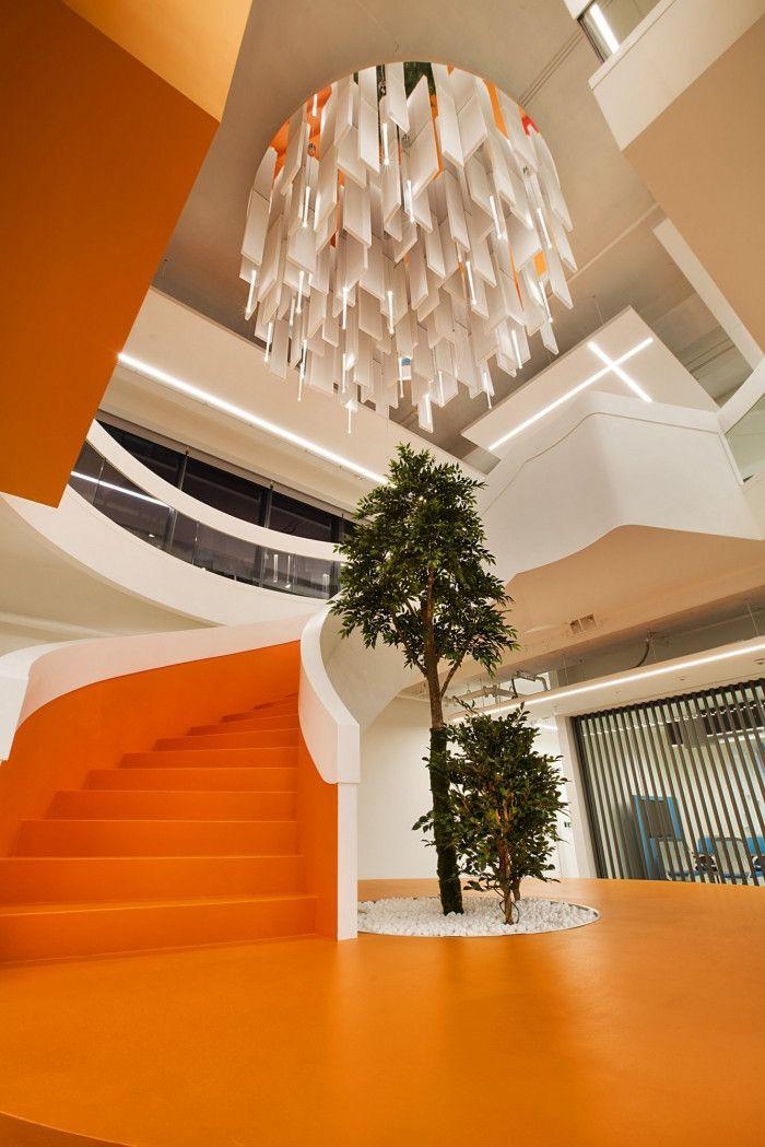德国巴斯夫BASF集团伊斯坦布尔办公室设计| - 2