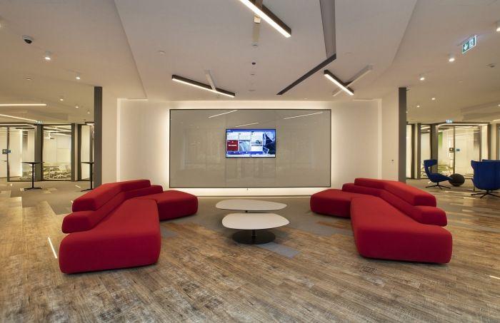 德国巴斯夫BASF集团伊斯坦布尔办公室设计| - 3