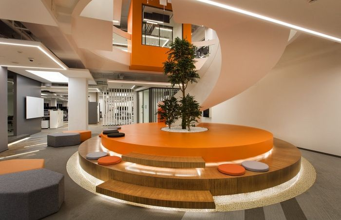 德国巴斯夫BASF集团伊斯坦布尔办公室设计| - 1