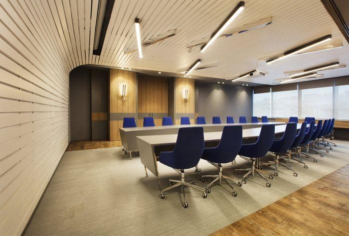 德国巴斯夫BASF集团伊斯坦布尔办公室设计| - 4