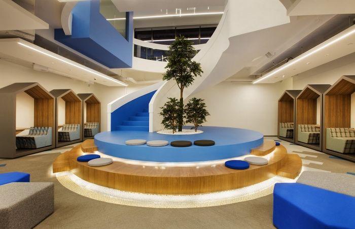 德国巴斯夫BASF集团伊斯坦布尔办公室设计| - 0