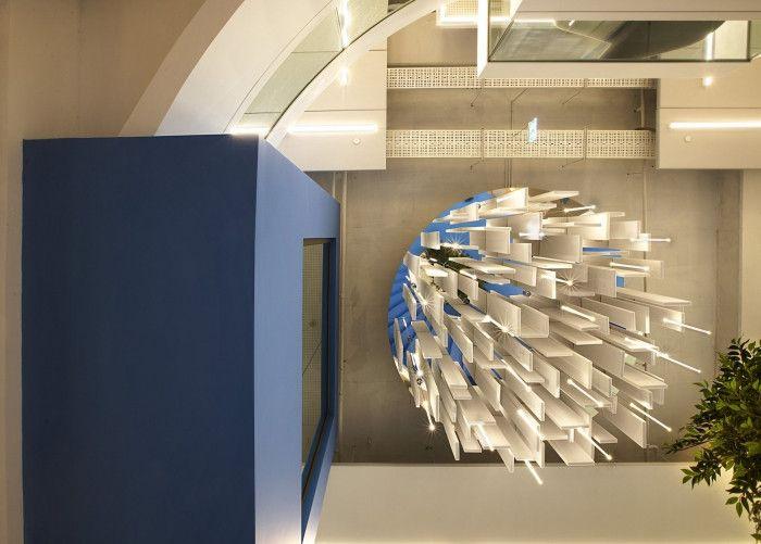 德国巴斯夫BASF集团伊斯坦布尔办公室设计| - 13
