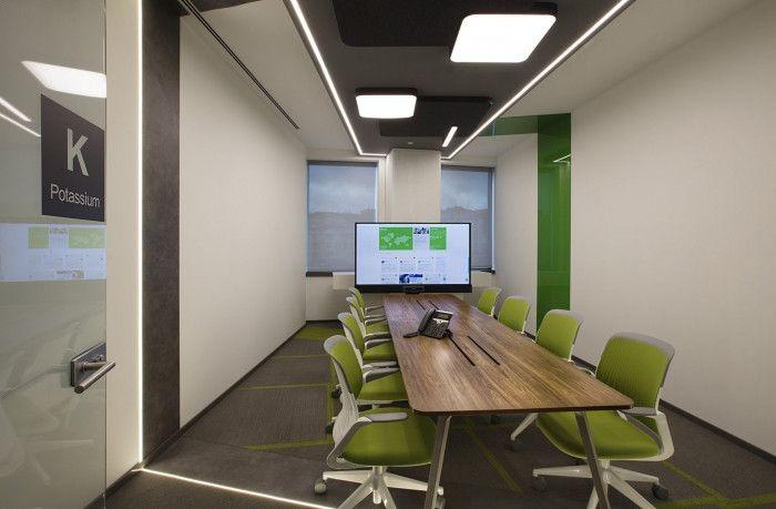 德国巴斯夫BASF集团伊斯坦布尔办公室设计| - 7