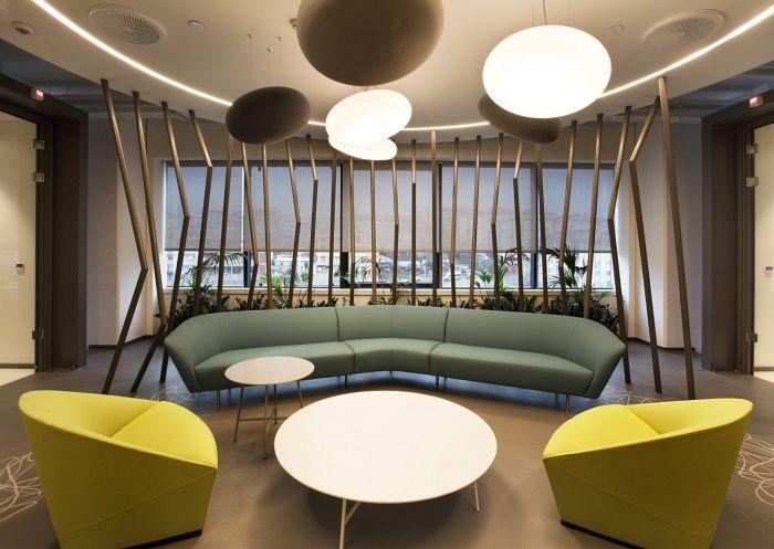 德国巴斯夫BASF集团伊斯坦布尔办公室设计| - 11
