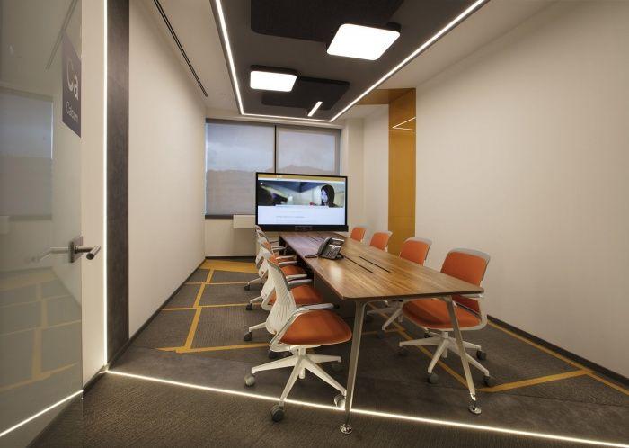 德国巴斯夫BASF集团伊斯坦布尔办公室设计| - 8