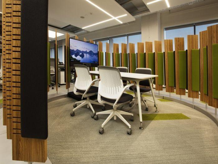 德国巴斯夫BASF集团伊斯坦布尔办公室设计| - 17