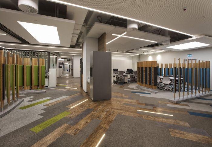 德国巴斯夫BASF集团伊斯坦布尔办公室设计| - 16