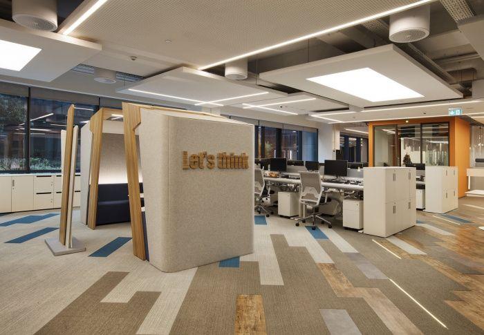 德国巴斯夫BASF集团伊斯坦布尔办公室设计| - 15