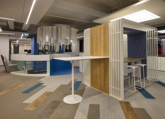德国巴斯夫BASF集团伊斯坦布尔办公室设计| - 20