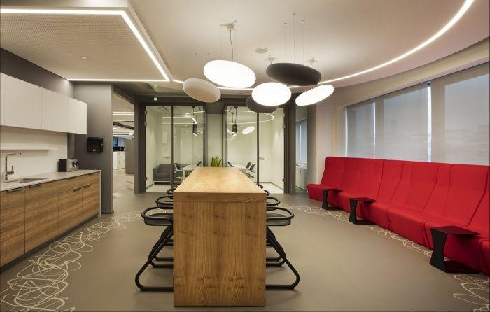德国巴斯夫BASF集团伊斯坦布尔办公室设计| - 18