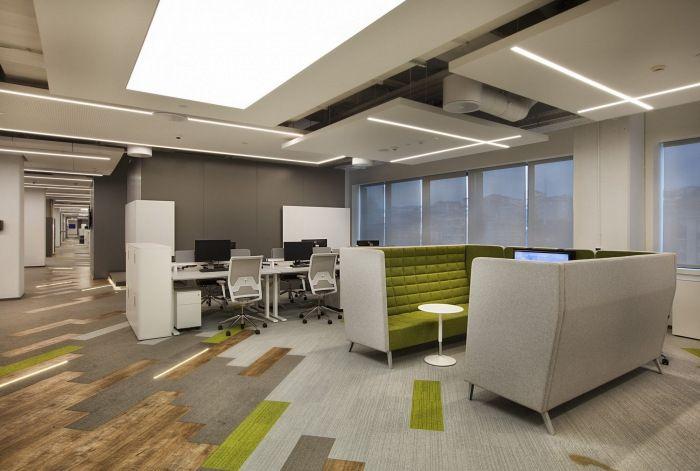 德国巴斯夫BASF集团伊斯坦布尔办公室设计| - 23