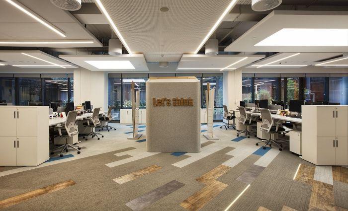 德国巴斯夫BASF集团伊斯坦布尔办公室设计| - 21