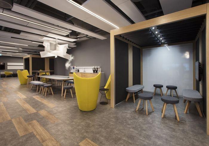 德国巴斯夫BASF集团伊斯坦布尔办公室设计| - 27