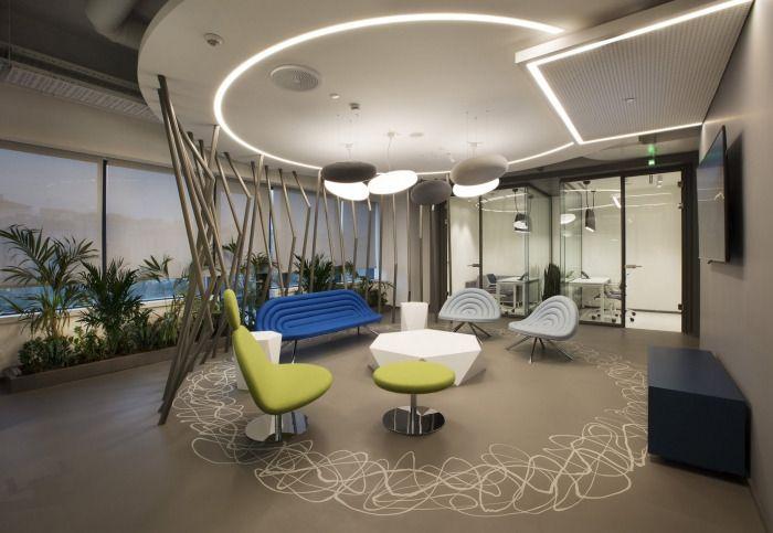 德国巴斯夫BASF集团伊斯坦布尔办公室设计| - 24