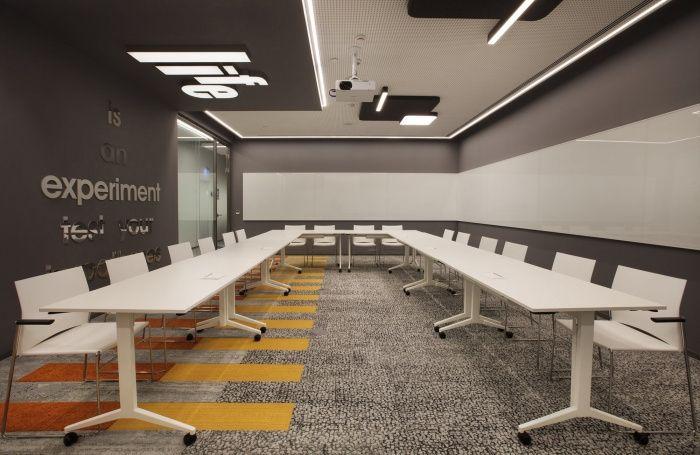 德国巴斯夫BASF集团伊斯坦布尔办公室设计| - 28