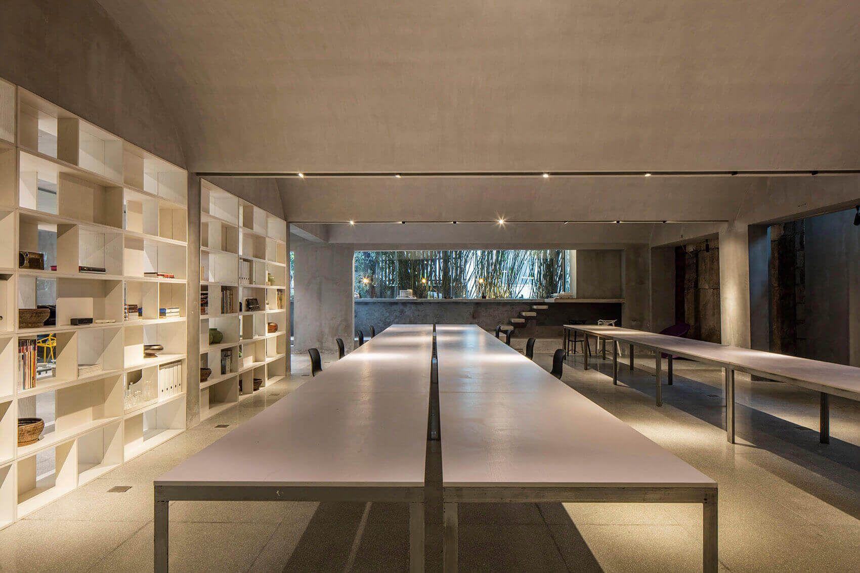 建筑改造之上海大样办公室设计|1305 STUDIO - 3