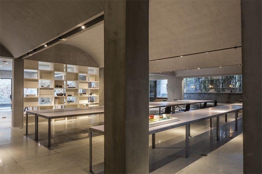 建筑改造之上海大样办公室设计|1305 STUDIO - 2