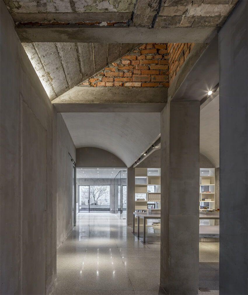 建筑改造之上海大样办公室设计|1305 STUDIO - 1