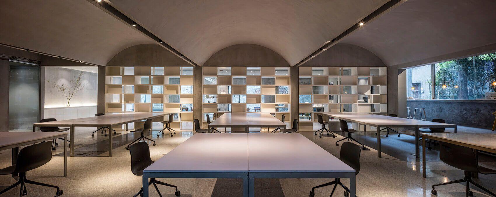 建筑改造之上海大样办公室设计|1305 STUDIO - 4