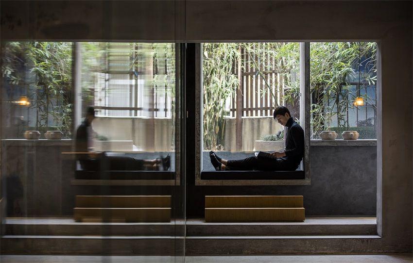 建筑改造之上海大样办公室设计|1305 STUDIO - 9