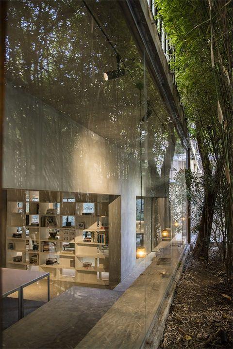 建筑改造之上海大样办公室设计|1305 STUDIO - 15