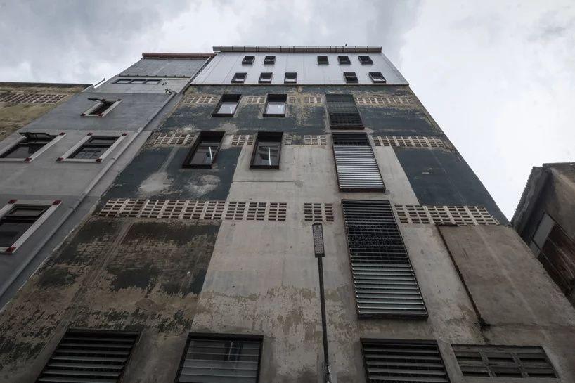 曼谷联排别墅改造CC现代多层办公室