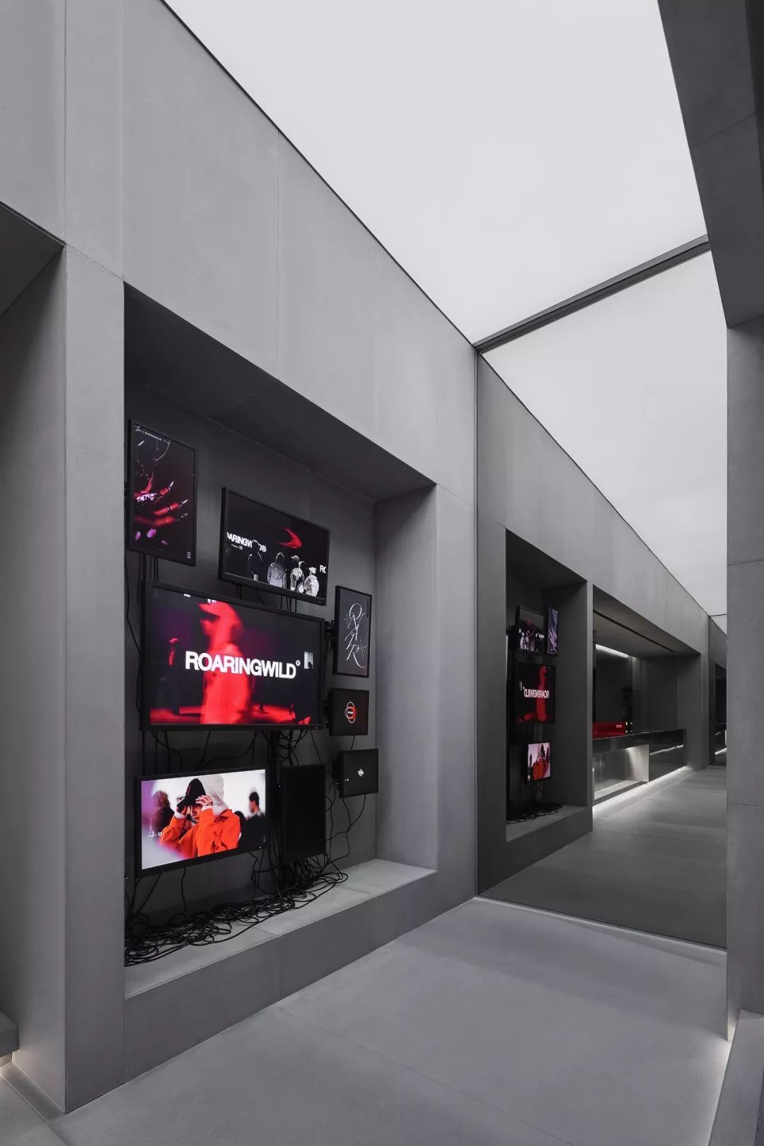 灰调的空间,如何做出艺术的高级感!| 东仓建设