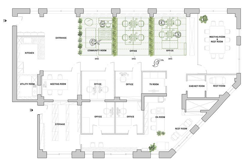 m4 | 韩国温室里的设计工作室