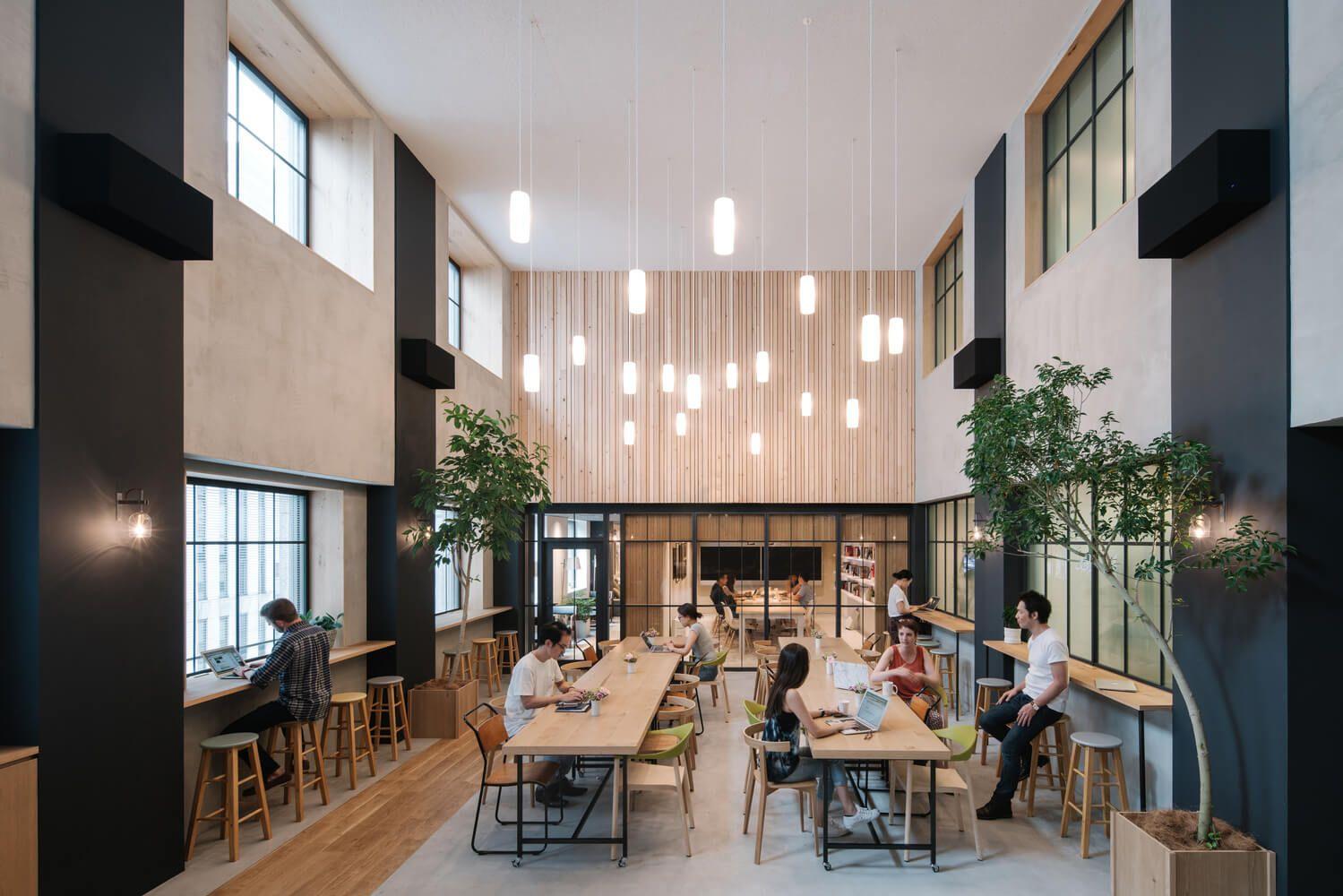 belong anywhere,东京Airbnb办公室设计