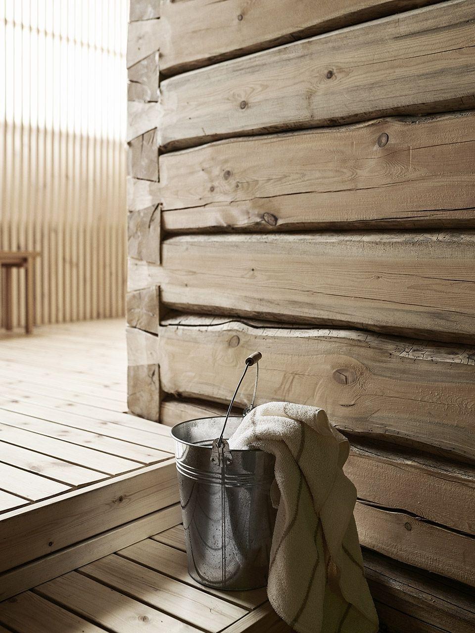 城市中的起居室,芬兰Tullin桑拿房   Puisto Architects