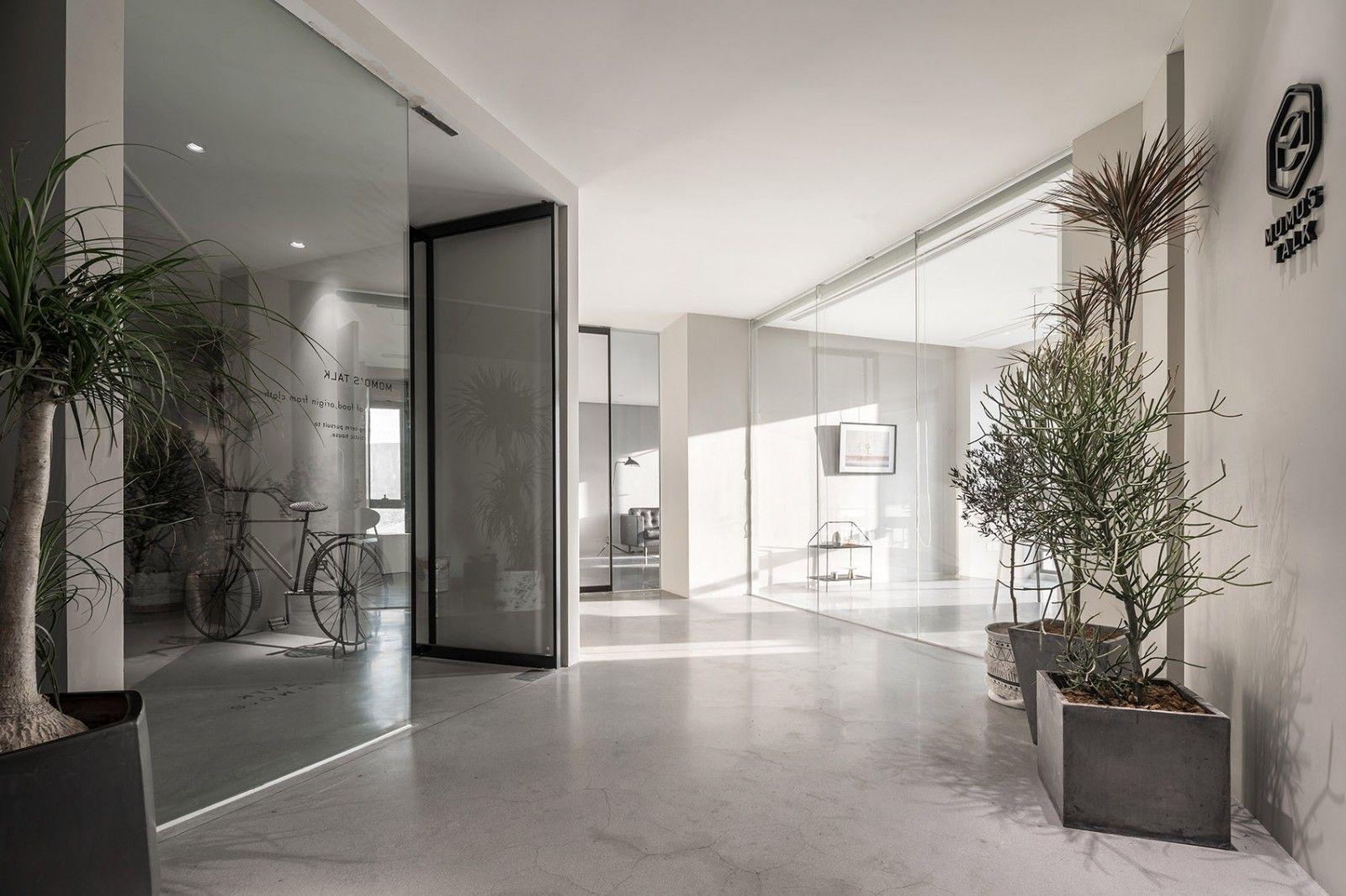 杭州莫语生活办公室 | 杭州时上建筑空间设计|沈墨 - 1
