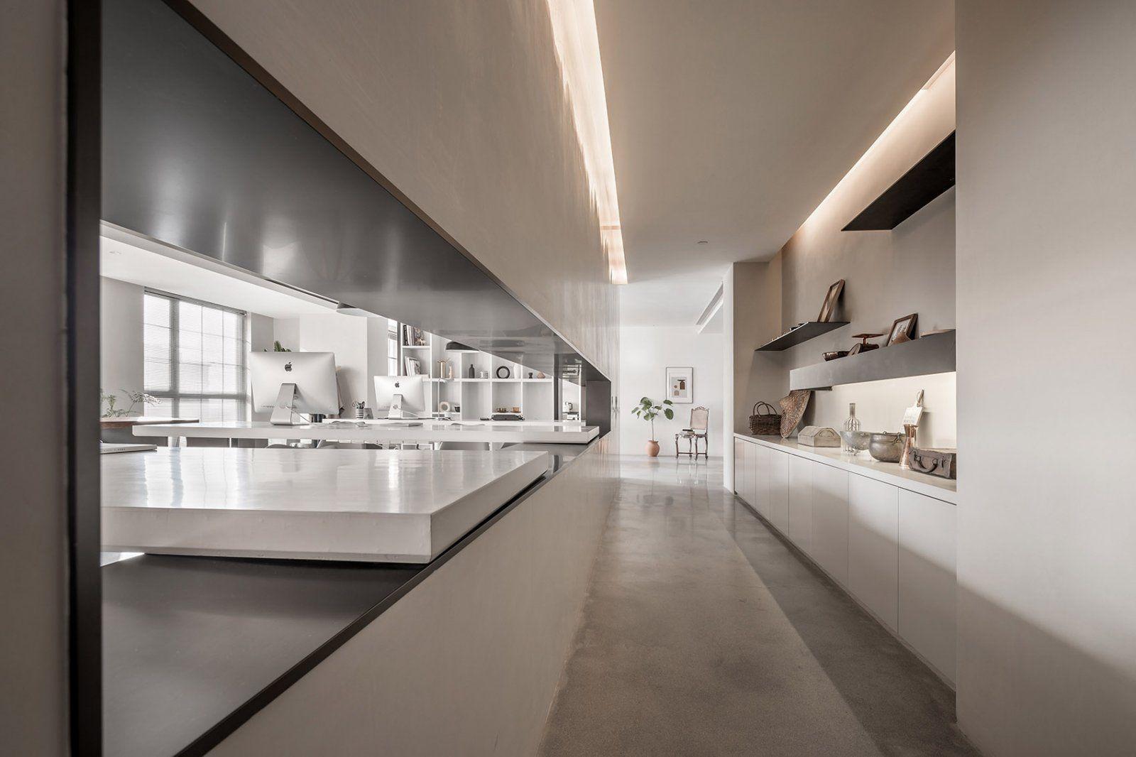 杭州莫语生活办公室 | 杭州时上建筑空间设计|沈墨 - 3