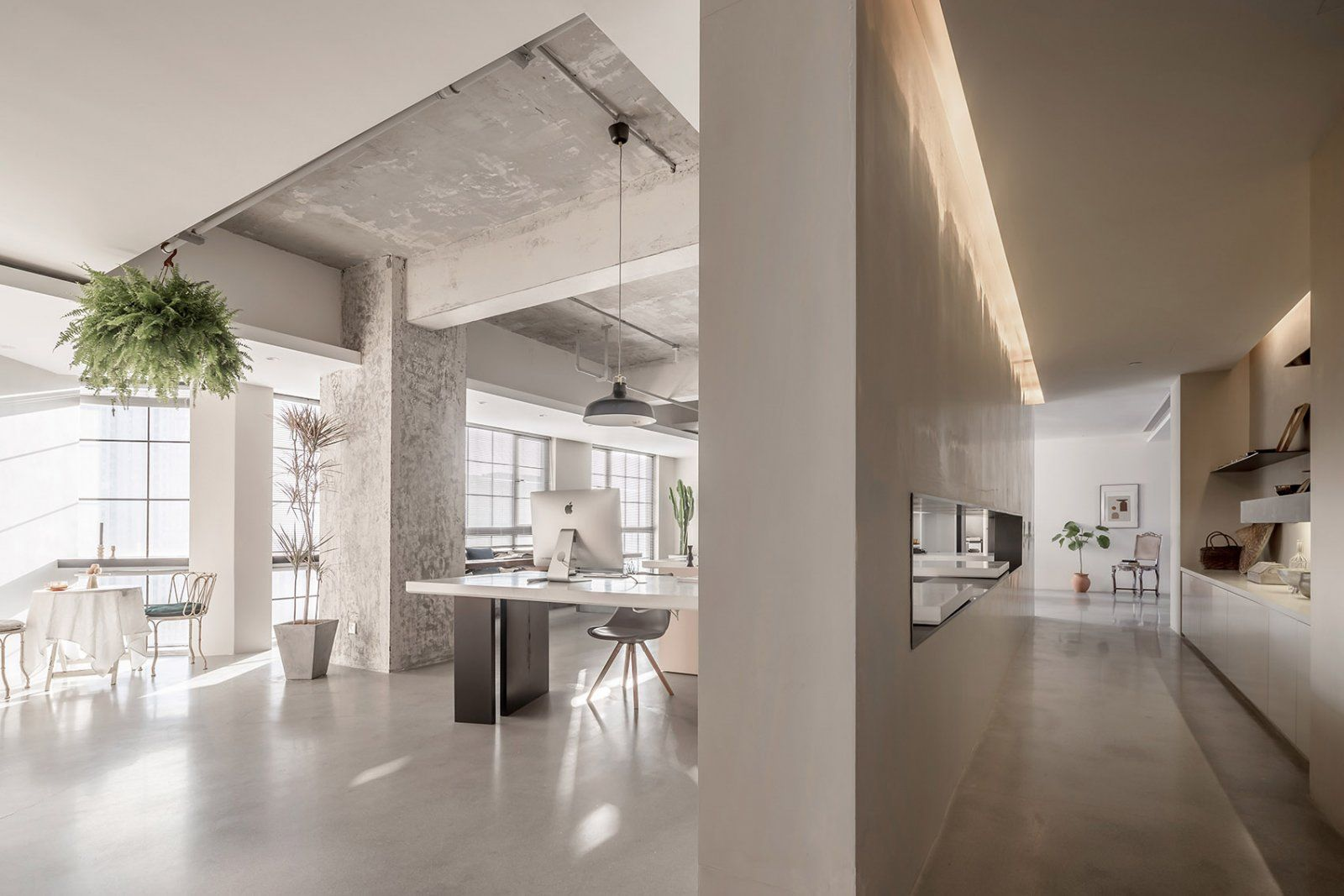 杭州莫语生活办公室 | 杭州时上建筑空间设计|沈墨 - 2