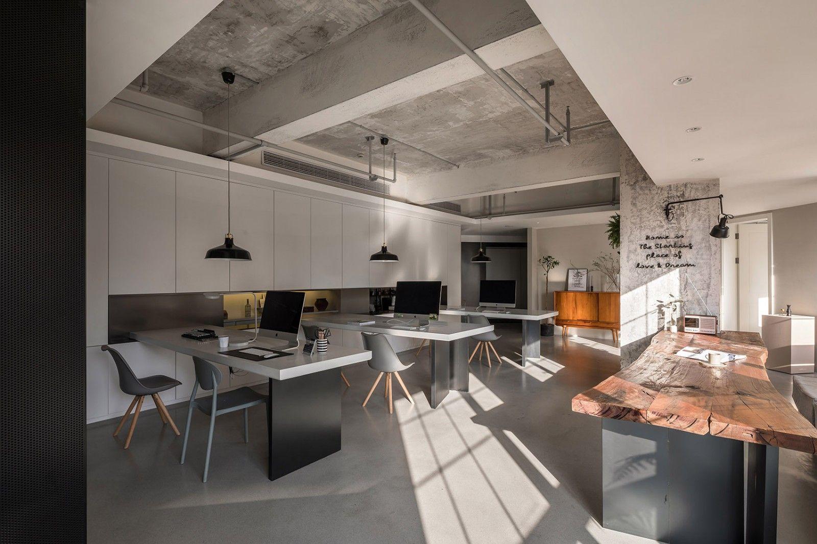 杭州莫语生活办公室 | 杭州时上建筑空间设计|沈墨 - 6
