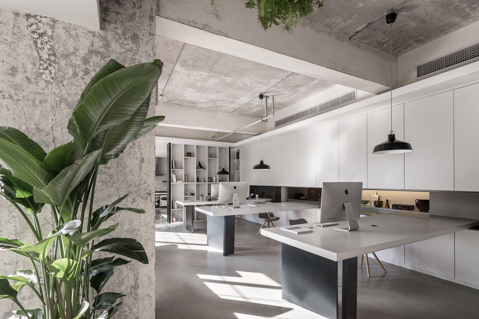 杭州莫语生活办公室 | 杭州时上建筑空间设计|沈墨 - 7