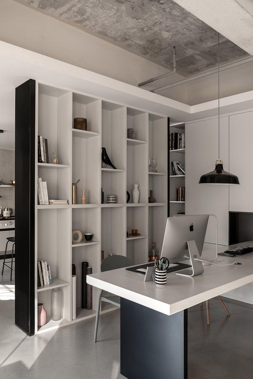 杭州莫语生活办公室 | 杭州时上建筑空间设计|沈墨 - 8