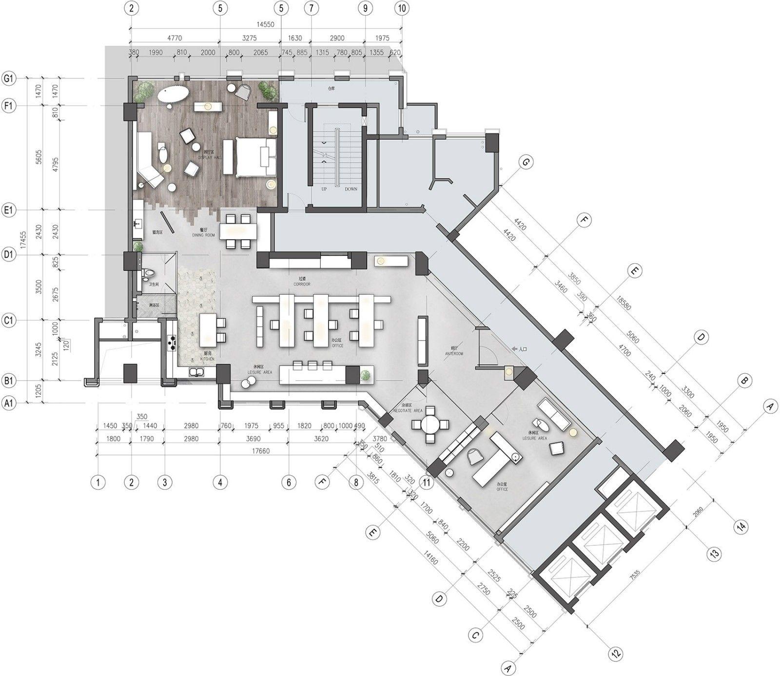 杭州莫语生活办公室 | 杭州时上建筑空间设计|沈墨 - 30