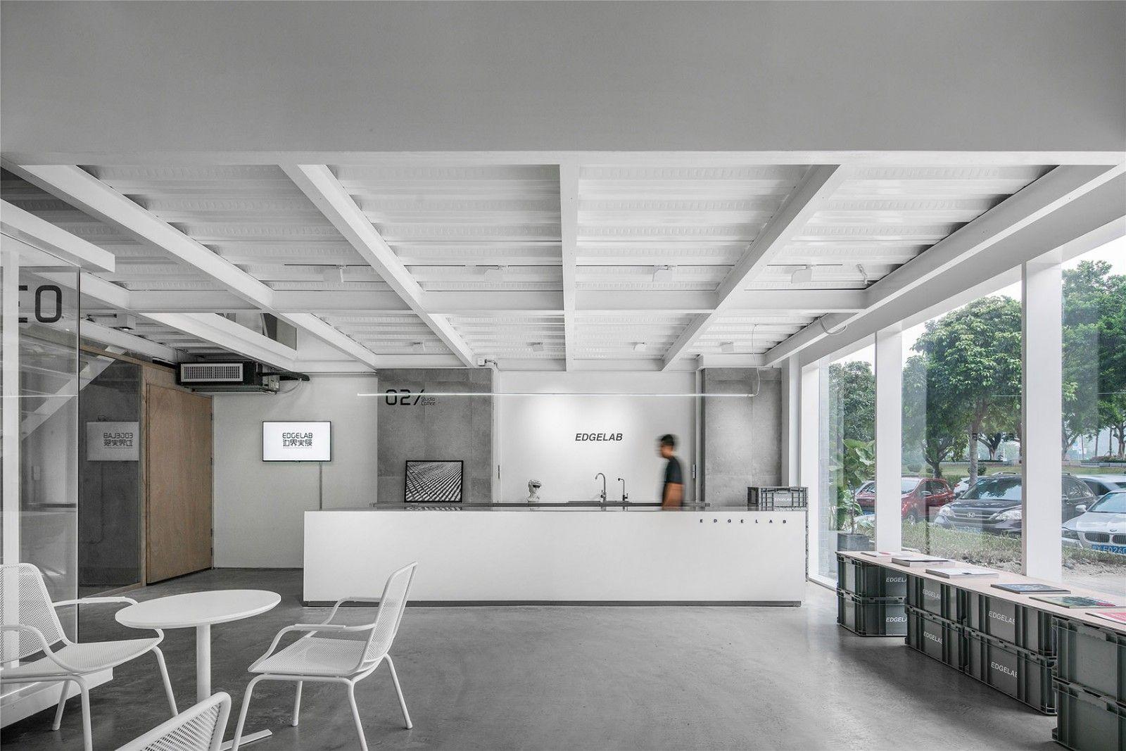 移动的玻璃盒子,广东Edgelab办公空间 | Edgelab边界实验工作室|黄智武、何钢荣 - 4