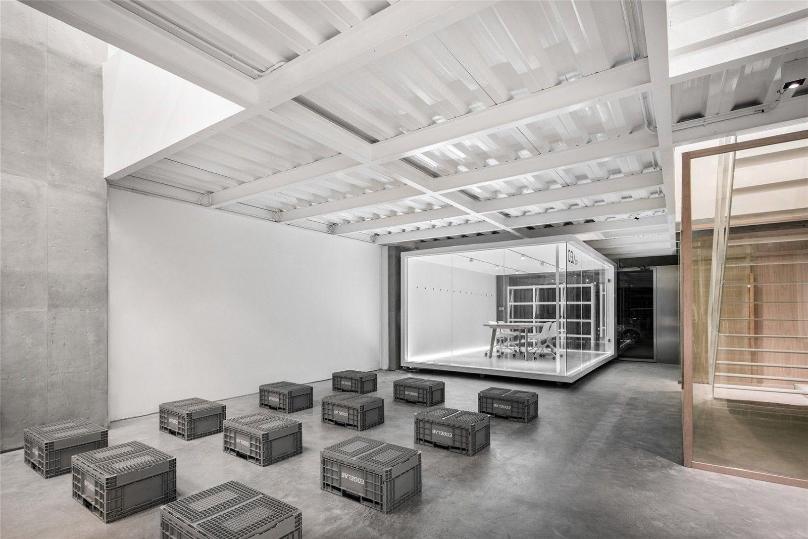 移动的玻璃盒子,广东Edgelab办公空间 | Edgelab边界实验工作室|黄智武、何钢荣 - 6