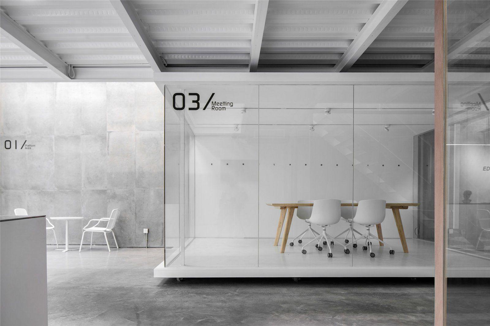 移动的玻璃盒子,广东Edgelab办公空间 | Edgelab边界实验工作室|黄智武、何钢荣 - 8