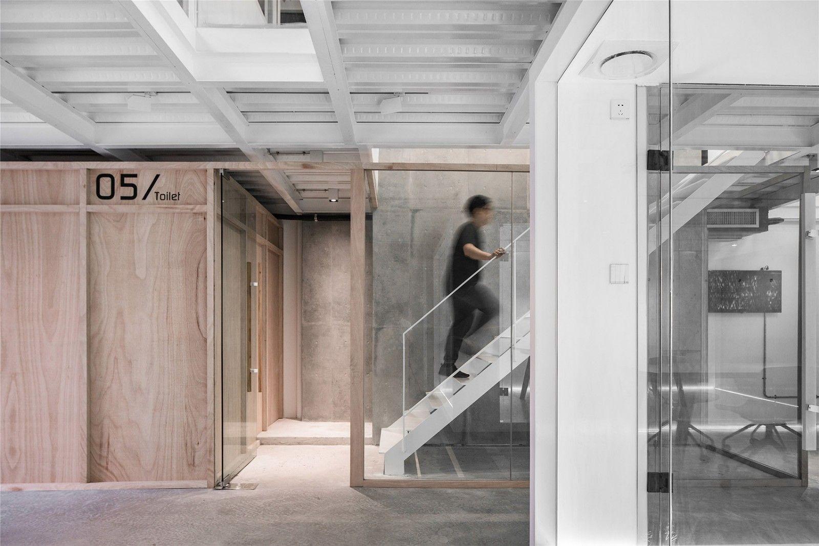 移动的玻璃盒子,广东Edgelab办公空间 | Edgelab边界实验工作室|黄智武、何钢荣 - 9