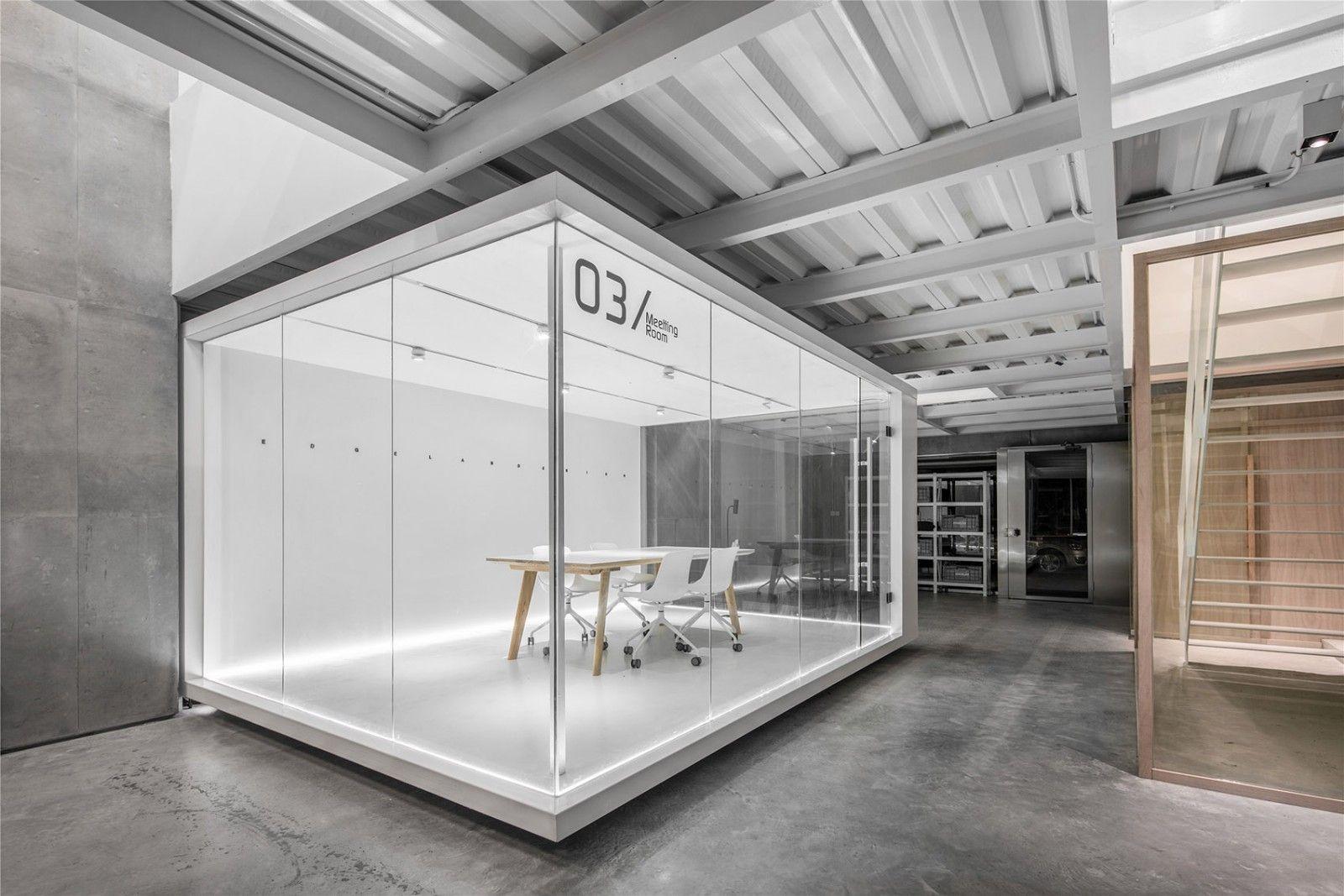 移动的玻璃盒子,广东Edgelab办公空间 | Edgelab边界实验工作室|黄智武、何钢荣 - 7