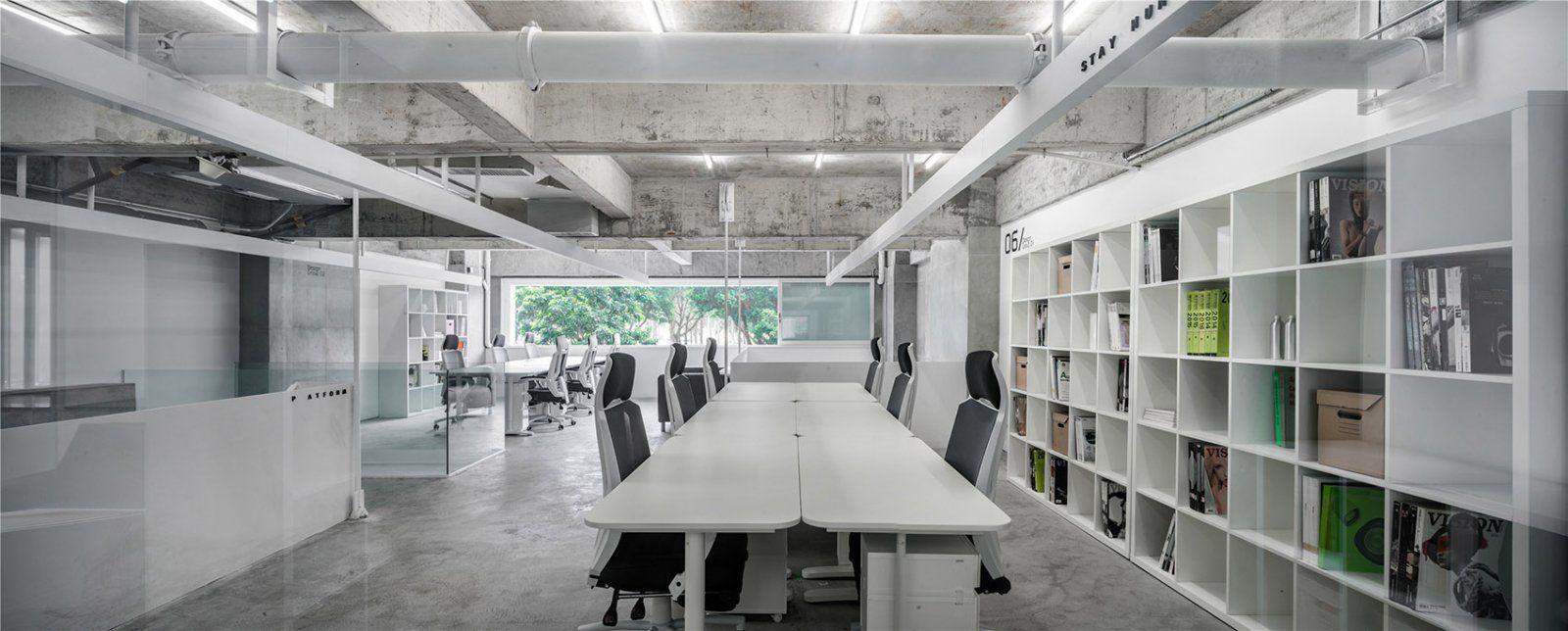 移动的玻璃盒子,广东Edgelab办公空间 | Edgelab边界实验工作室|黄智武、何钢荣 - 11