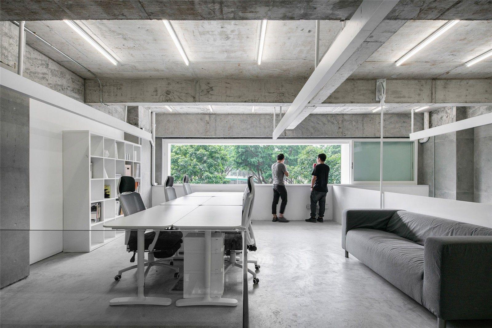 移动的玻璃盒子,广东Edgelab办公空间 | Edgelab边界实验工作室|黄智武、何钢荣 - 13