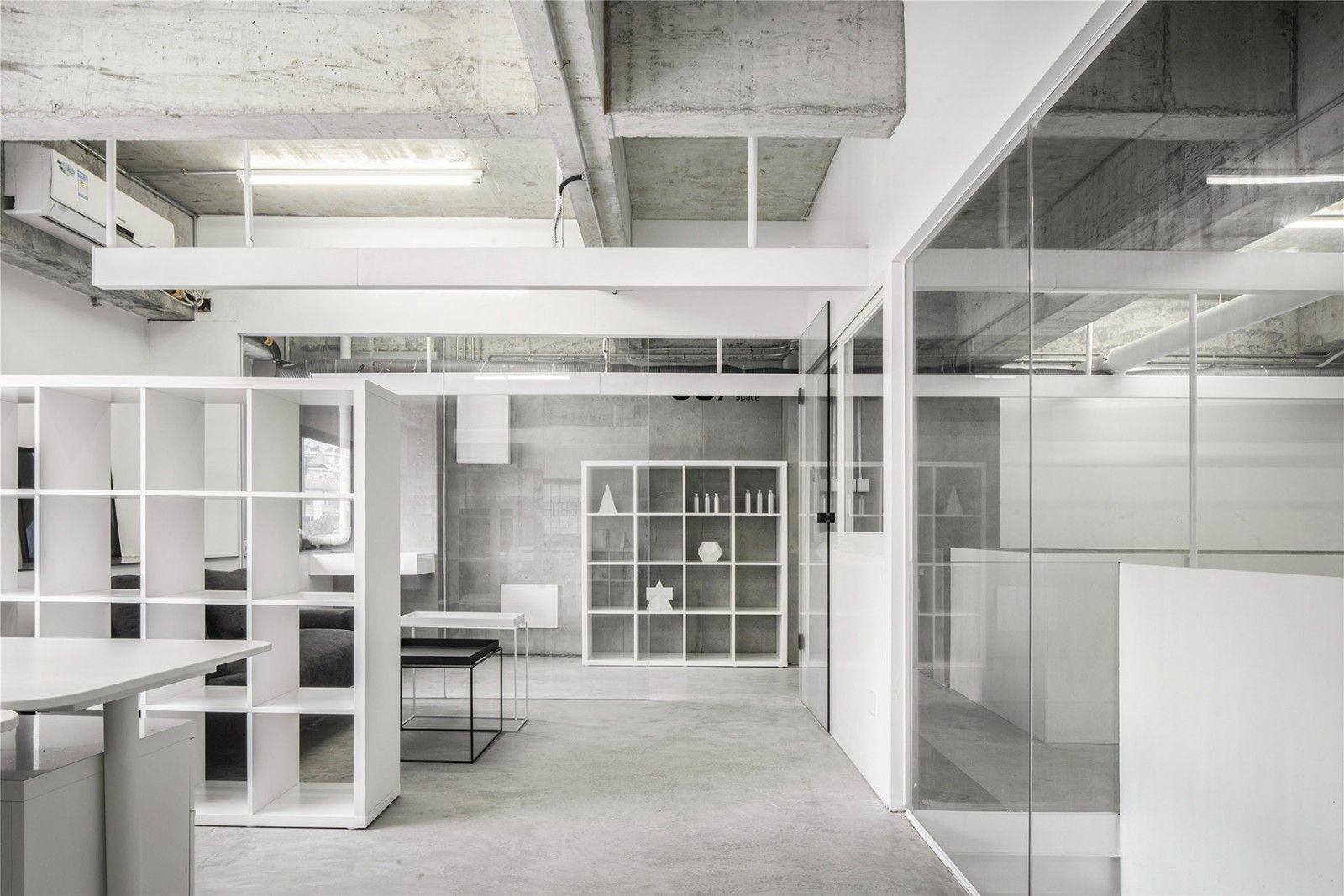 移动的玻璃盒子,广东Edgelab办公空间 | Edgelab边界实验工作室|黄智武、何钢荣 - 15